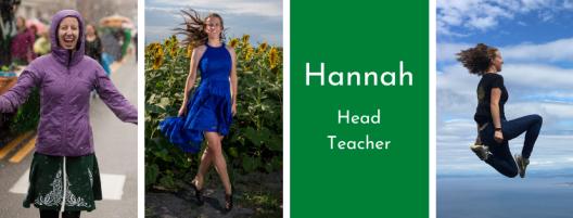 HannahHead Teacher